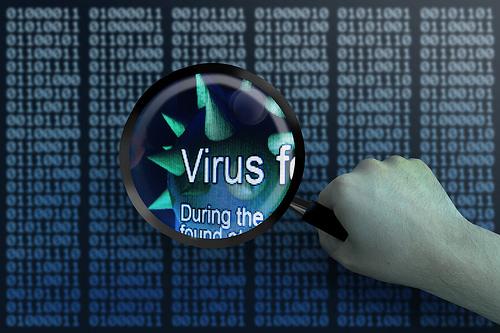 Code Virus Image